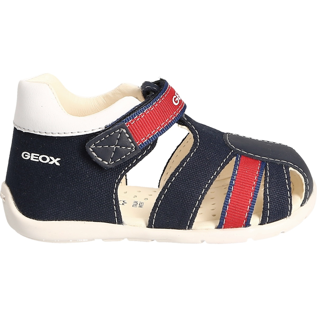 Kinderschuhe Sandaletten GEOX B821PA 01054 C0735 ELTHAN im