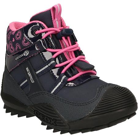 Kinderschuhe Boots GEOX J847HA 00450 C4268 ATREUS im Geox