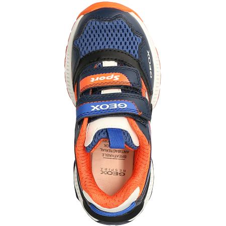 Geox TUONO - Blau, kombiniert - Draufsicht