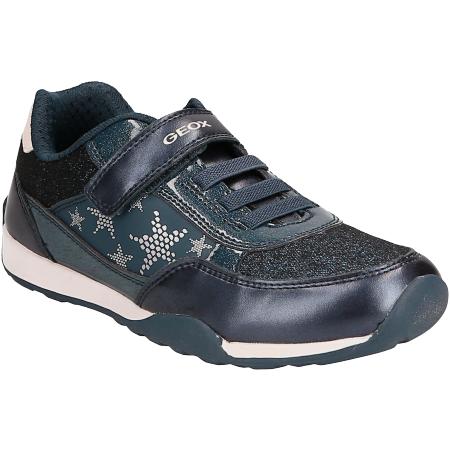 Kinderschuhe Sneaker GEOX J02AUB 0NFEW C0673 JOCKER PLUS im