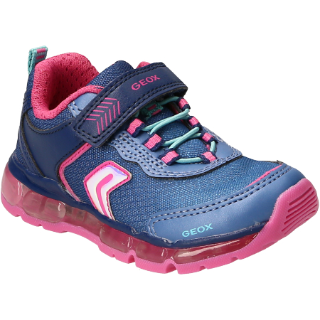 Kinderschuhe Sneaker GEOX J0245A 014AJ C4002 ANDROID im Geox