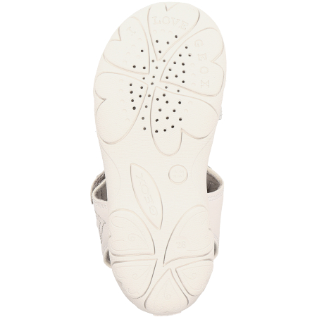 Geox SANDAL CUORE - Silber - Sohle
