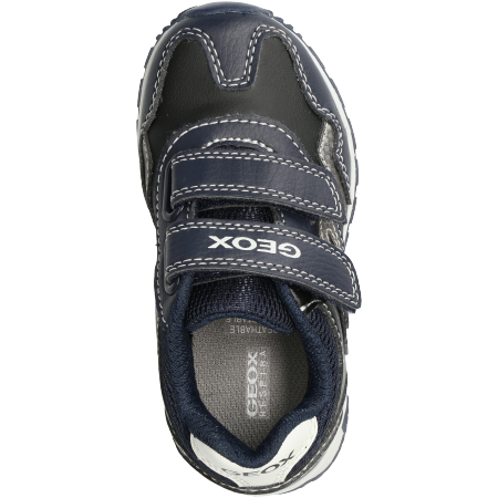 Geox PAVEL - Blau, kombiniert - Draufsicht
