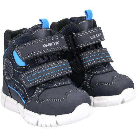 Geox B163PA Flexyper - Blau - Paar