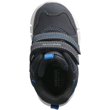 Geox B163PA Flexyper - Blau - Draufsicht