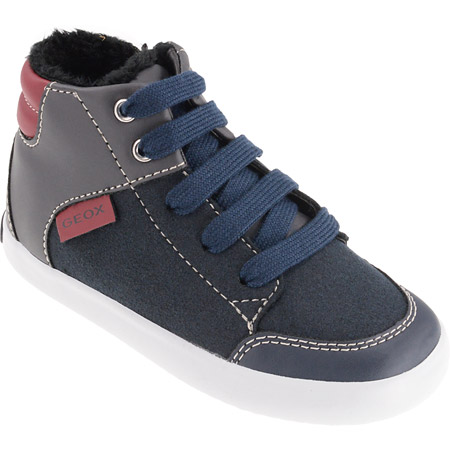 quality design 108e0 8ff0f Kinderschuhe Boots GEOX B741NC 0AU54 C0718 GISLI im Geox ...